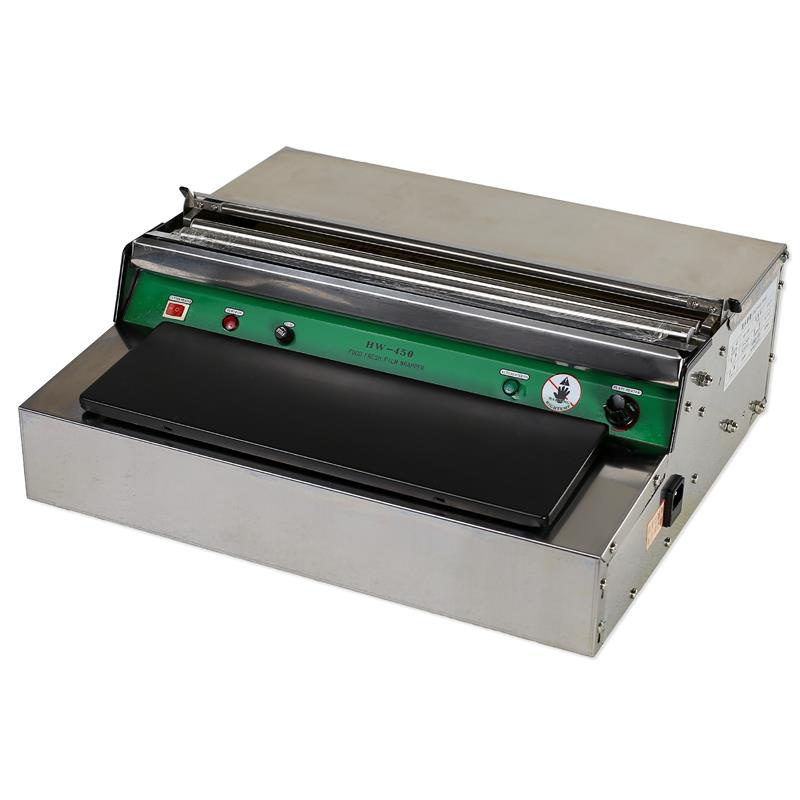 HW-450 plastic wrap machine